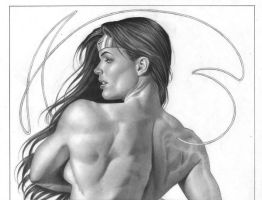 Wonder Woman By Petervale by petervale