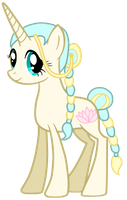 Princess Lily Vector by MelodyCrystel