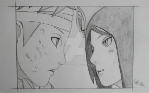 Yahiko and Konan by ViivaVanity