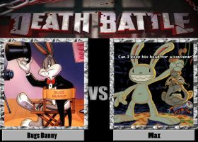 Death Battle: Bugs Bunny Vs Max by CZProductions