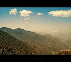 Chain Of Mountains by sampi1