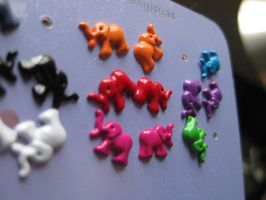 Amys Elephants: 11 by CourtesyOfHerDreams