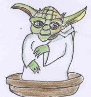 Yoda I am by earlybird-obi-wan