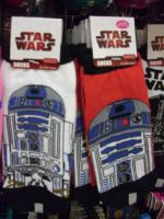 Star wars socks by Fantasmiki