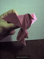 Origami Fall Challenge 20 by DarkUmah