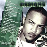 Sample CD cover T.I by innovativebliss