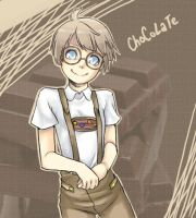 Chocolate Lederhosen by Petitoe