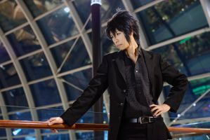 Noctis Formal // Final Fantasy XV by Laitz