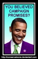 Obama's Campaign Lies by RedTusker