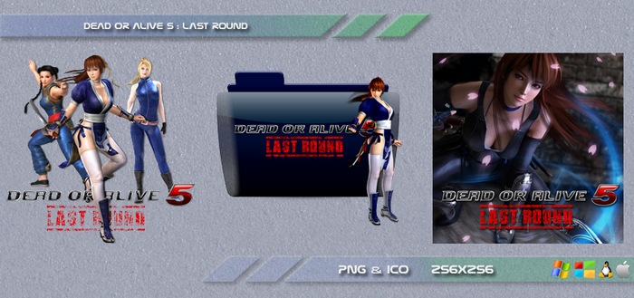 Dead Or Alive 5 Last Round by Dohc-WP
