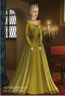 Catherine Parr by msbrit90
