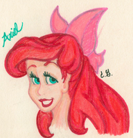 .: Ariel :. by Caleighrg