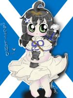 commission: chibi Scotland by Xx-Aisec-xX