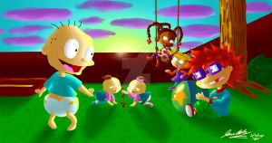 Rugrats completed by josie900