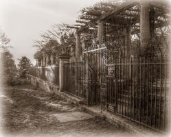 Gate to the mystery by Isyala