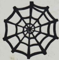 Spiderweb Sticker by sickhouse