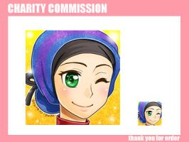 CHARITY COMMISSION complete by yuzo-tope