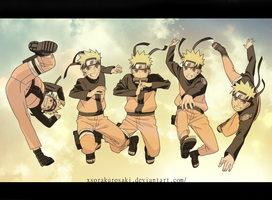 Naruto Wallpaper by xSoraKurosaki