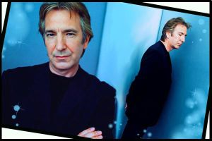 Alan Rickman by AlanRfreak