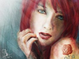 My Susan Coffey by freative