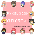 Marachann's Pixel Tutorial by Mara-n