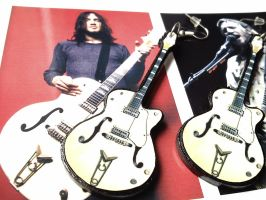 Gretsch White Falcon by nikajon