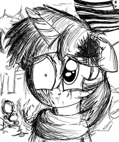 Never Meant To Hurt Anypony by Daniel-SG