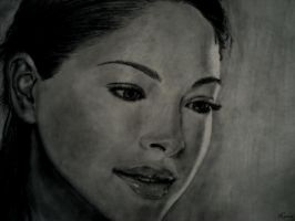 Kristin Kreuk by Rezaforum