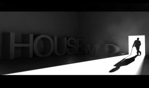 Black and White- House md Wall by Kiwi-Mystere