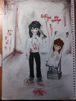 Jeff the killer (mirror of truth ) by jmilevska