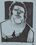 Andre The Giant by DenisM79