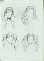 Hair Style 2 by Pammella