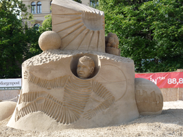 Sand um.....Castle by Irie-Stock