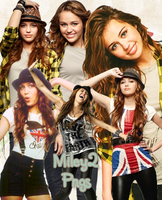 Miley Png Pack2 by mylittlesweetheart