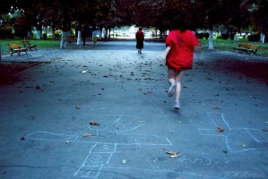 Hopscotch by Midnight3Flame