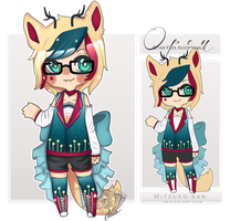 { Star Fox Adopt: TRADE/OFFER } { CLOSED } by PrinceProcrastinate