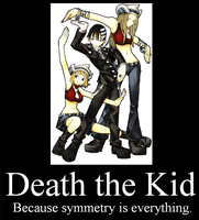 Death the Kid by naru0sasu1fan