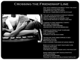 Crossing the Friendship Line 2 by ardunt