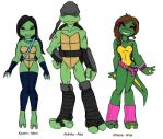 TMNT Kids by Lily-pily