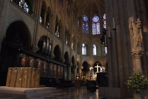 Notre Dame IV by Poppaea