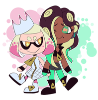off the hook by aphelione