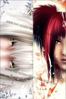 Pretty Bookmarks by Red-Spider-Lilies