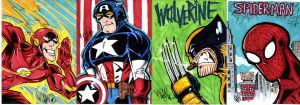 More Sketch Cards by drawhard