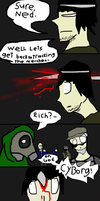 DeadCell- Welcome to the Ruin 4 by MethusulaComics
