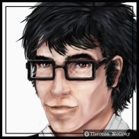 James Potter by mcgray