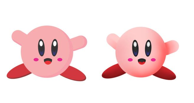 Kirby Mesh Experiment by Jay13x