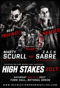 RPW High Stakes 2017 poster by THE-MFSTER-DESIGNS