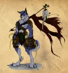 DogWarrior Hero by TheMushman