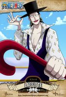 One Piece - Laffitte by OnePieceWorldProject