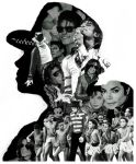 Michael Jackson collage by admhire